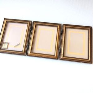 Carr Triple Picture Frame 3x4